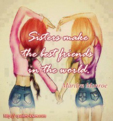 Sisters-make-the-best-friends-in-the-world.Marilyn-Monroe-quote-233x250